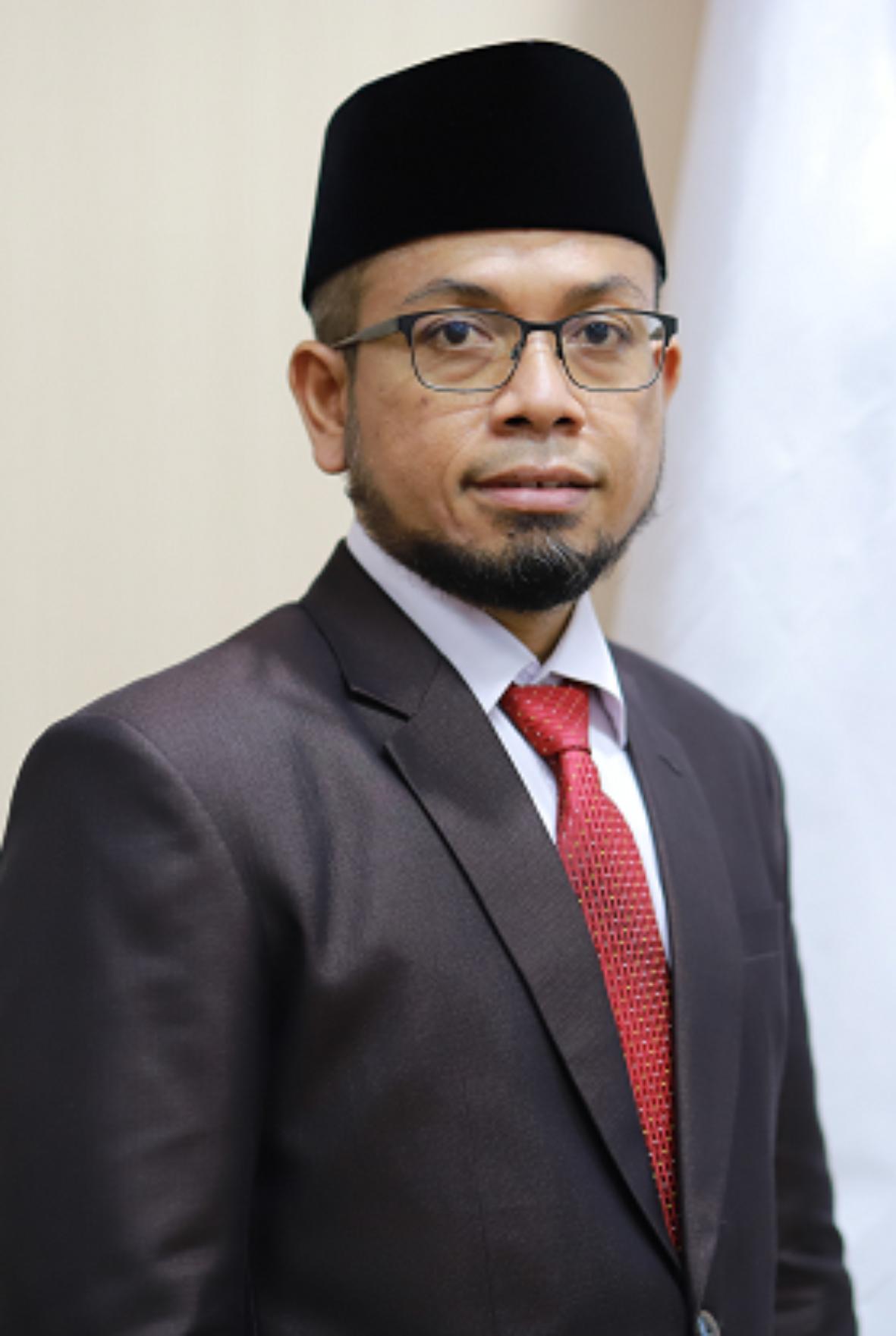 Dr. Rudi Natamiharja, S.H., DEA.