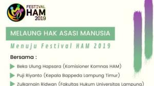 """Seminar """"Melaung HAM menuju Festival HAM  2019"""""""